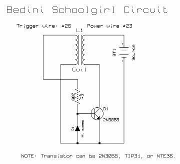 bedini schoolgirl energetic forum rh energeticforum com Wiring Diagram Symbols Simple Wiring Diagrams